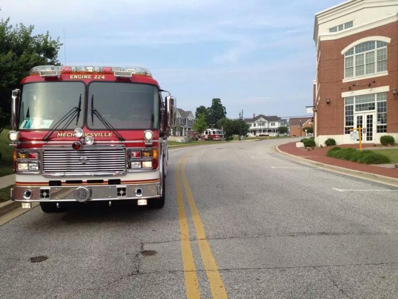 AFA turns into Odor of Smoke- 102 Centennial St
