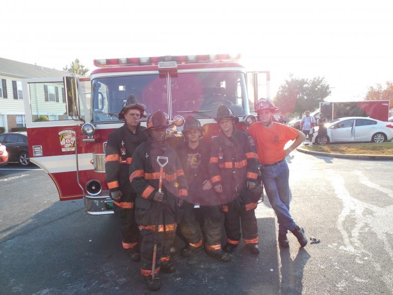 House Fire 2588 Hatteras Cir